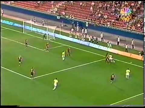 Soccer Game -