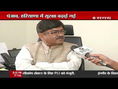 आरपीएफ के डीजी अरुण कुमार से खास बातचीत