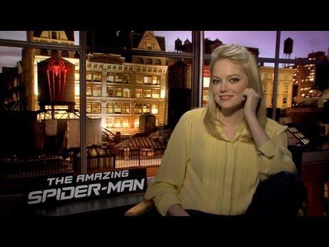 Hollywood.com - http://www.hollywood.com Matt Patches interviews Emma Stone.