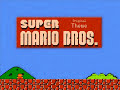 Nintendo – Super Mario Bros. Original Theme by Nintendo