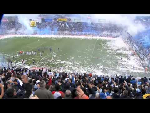 Monumental recibimiento para el Decano. Atl. Tucumán - Belgrano. Fecha 14. Primera 2016 - La Inimitable - Atlético Tucumán
