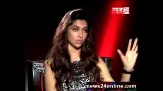 Deepika Padukone EXCLUSIVE INTERVIEW  2013