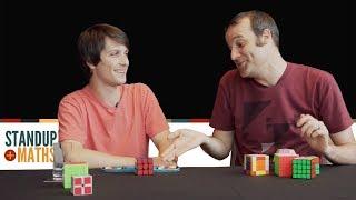 Video Matt meets Feliks Zemdegs: Rubik's Cube World Champion MP3, 3GP, MP4, WEBM, AVI, FLV Februari 2019