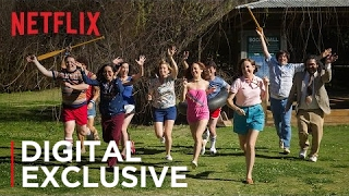 Wet Hot American Summer: First Day of Camp - Meet the Staff Orientation Video - Netflix [HD] - YouTube