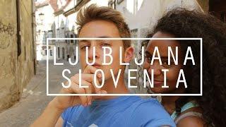 Ljubljana Slovenia  city images : 24 HOURS IN LJUBLJANA, SLOVENIA