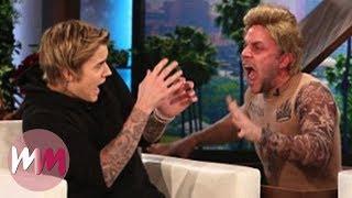 Video Top 10 Funniest Celebrity Jump Scares on Ellen MP3, 3GP, MP4, WEBM, AVI, FLV September 2018