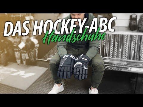 DAS HOCKEY ABC - HANDSCHUHE | HOCKEYSHOP FORSTER
