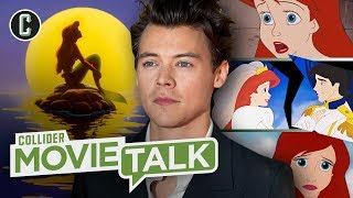 Harry Styles Turns Down Prince Eric in Disney's The Little Mermaid - Movie Talk by Collider