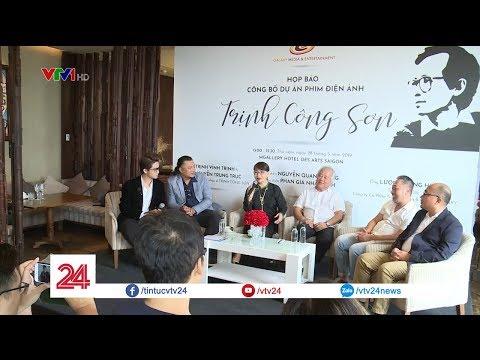 Chuyện tình Trịnh Công Sơn và cô gái Nhật lên màn ảnh rộng   VTV24 - Thời lượng: 67 giây.
