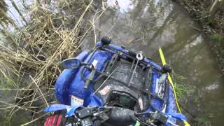 Video Yamaha Grizzly 700 x 2  Gliwice Sośnica   Poland ,   Szyna MP3, 3GP, MP4, WEBM, AVI, FLV Agustus 2017