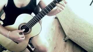 Video J.S. Bach- Prelude from Cello Suite No. 1, BWV 1007 (guitar)