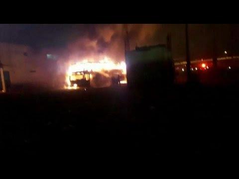 Peru: Mindestens 20 Tote nach Busbrand in Lima