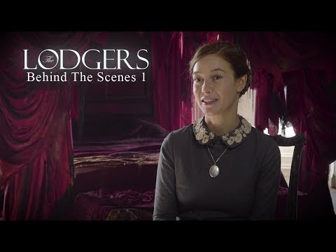 The Lodgers - Behind The Scenes (2018 HD)