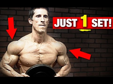 top shoulder workout - Are you training hard enough to see muscle gains? Make sure here... http://athleanx.com/x/train-hard-here A good shoulder workout, or any workout for that ma...