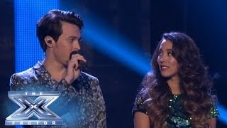 "Finale: The Top 2 Perform ""Love Me Again"" - THE X FACTOR USA 2013"