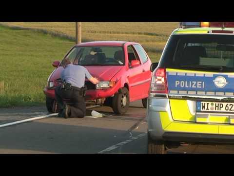 Lichtenfels: Toter bei Motorradunfall