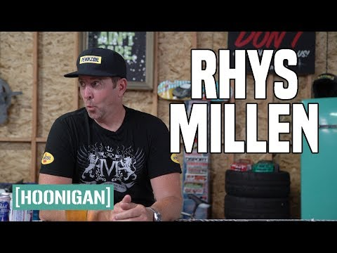 [HOONIGAN] A BREW WITH: Rhys Millen (Pikes Peak Royalty, FD Original)