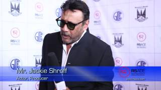 Jackie Shroff Speaks About RSACE