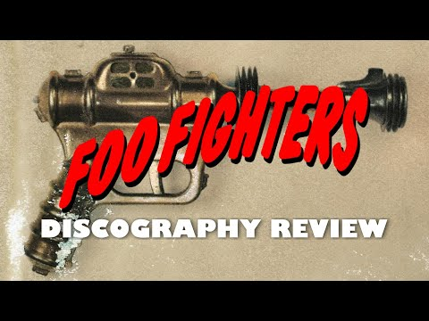 Foo Fighters - Foo Fighters (Album Review) | GizmoCh