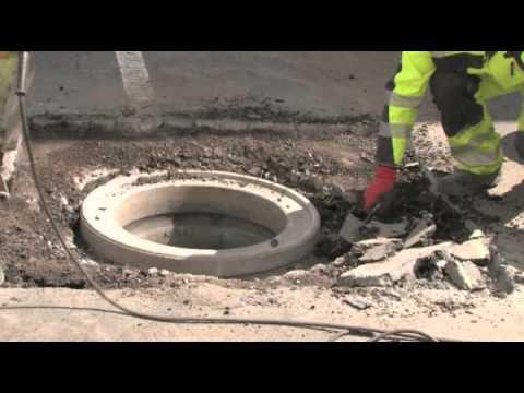 Правильные канализационные люки
