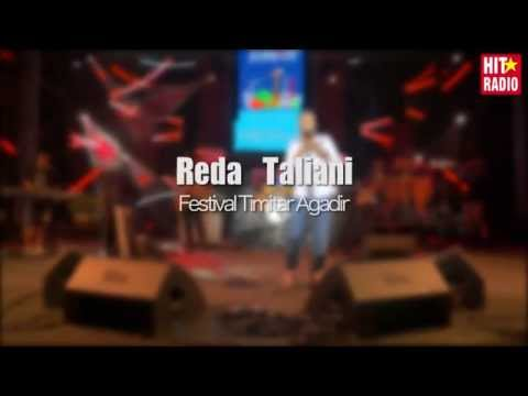 "Extrait Live de Reda Taliani ""Va Bene"" au Festival Timitar 2015 avec HIT RADIO"