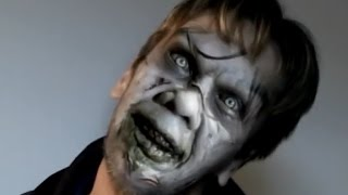 My little tribute to all the demon faces of youtubeThe tutorial for this video can be found at the link below:http://www.videocopilot.net/tutorials/demon_face_warp/Scary Video - a collection of creepy demon faces created with after effectsAnd just remember, DEMONS NEVER DIEThis is a re-upload after YouTube removed the original video.