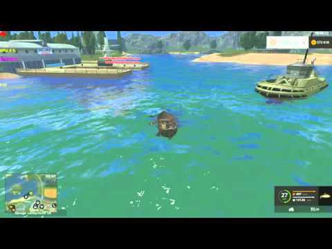 River Boat Fish v1.0