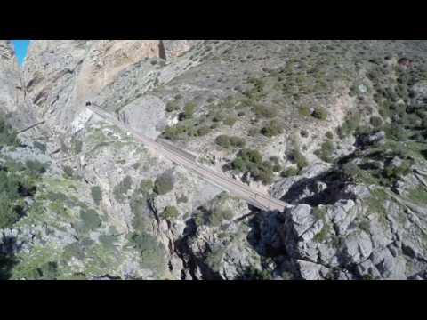 Der Anfang des Hoyo Tals und der Königbrücke