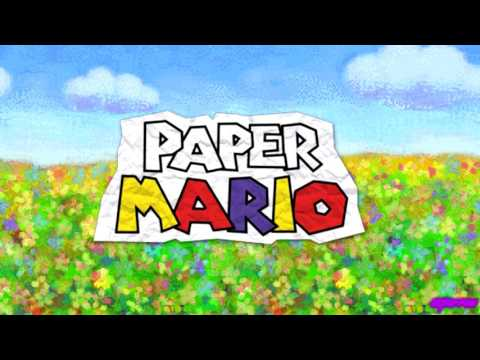 [N64] Paper Mario OST: Toad Town - Russ T