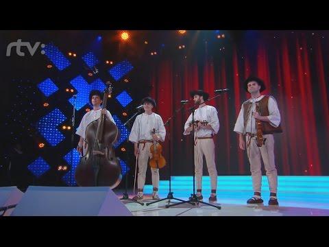 Ľudová hudba Javorníček: Semifinálové vystúpenie v šou Zem spieva