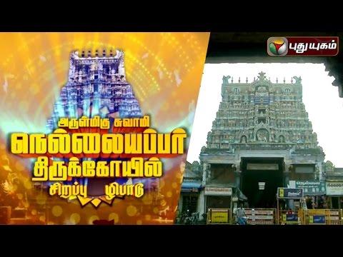 Nellaiappar-Temple-Tirunelveli-Aalayangal-Arputhangal-14-04-2016-Puthuyugam-TV