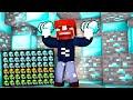 100000 MINING CHALLENGE! - Minecraft School #17