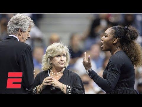 2018 US Open Highlights: Serena Williams' dispute overshadows Naomi Osaka's final win   ESPN