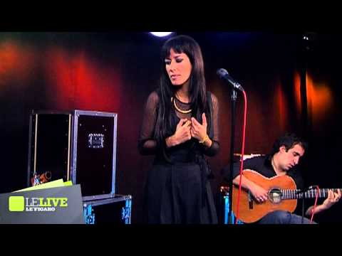 Ana Moura - A case of you (Joni Mitchell) - Le Live (видео)