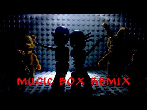"[Stop motion/FNaF] FNaF Song: ""Music Box"" (DHeusta Remix)"