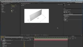 Projection mapping allows the user to create 3D properties for a photograph in After Effects. This lets us move through the photograph as if it were a movie ...