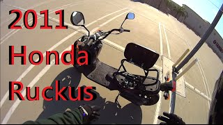 6. Honda Ruckus 49cc Owner Rant Review