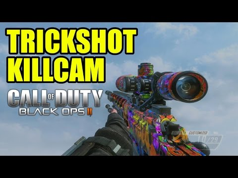 Blackops - AMAZING TRICKSHOTS ON CALL OF DUTY. ▻ Freestyle Replay Apparel : http://electronicgamersleague.com/collections/freestyle-replay ---------------------------- PLAYERS AND INFOS ----------------...