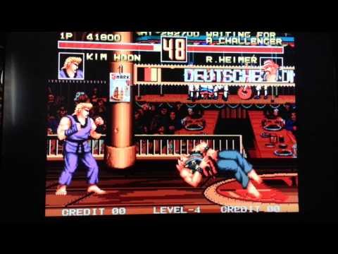 Fight Fever Neo Geo