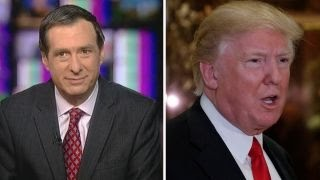 Kurtz: Poll says Trump unfair to media