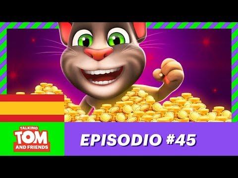 Cara de póker - Talking Tom and Friends (Episodio 45 - Temporada 1)_A valaha feltöltött legjobb póker videók