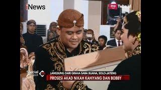 Video Penyerahan Mahar Perkawinan oleh Bobby Kepada Kahiyang - Jokowi Mantu MP3, 3GP, MP4, WEBM, AVI, FLV Juni 2018