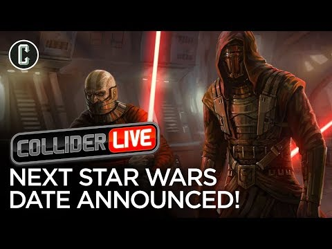 Next Star Wars Movie to be Released in 2022 - Collider Live #129