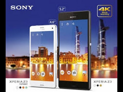 Sony new flagship phone Xperia Z4....specs and review........