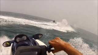 Roquetas De Mar Spain  City new picture : Jet-Ski Fun- Roquetas de Mar - Spain