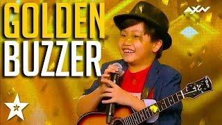 Nonton Kid Guitarist Gets Golden Buzzer On Asia S Got Talent 2017   Got Talent Global Film Subtitle Indonesia Streaming Movie Download
