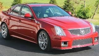 Roadfly.com - 2009 Cadillac CTS-V