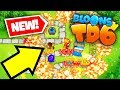INSANE NEW BLOONS TOWER DEFENSE 6 UPDATE! *NEW* (Steam Update)