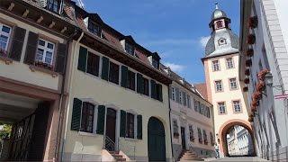 Kirchheimbolanden Germany  city pictures gallery : Kirchheimbolanden, die Kleine Residenz - Sehenswürdigkeiten von Kibo