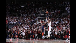 Damian Lillard Hits Insane Game Winner and Drops 50 Points in Game 5 vs. Thunder by Bleacher Report